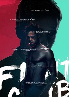 Fight Club (1999) [657 x 920]
