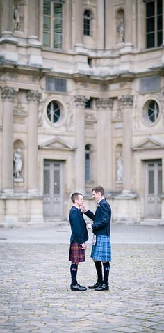 11 Ways Same-Sex Couples Are Reinventing Old Wedding Traditions