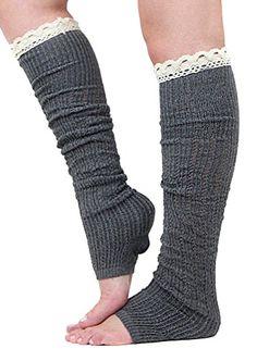 Vonfon Womens Crochet Lace Trim Cotton Knit Warmers Socks Leg Warmers Vonfon http://www.amazon.com/dp/B00PGPDER0/ref=cm_sw_r_pi_dp_HsO4vb0HESMSN