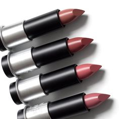 Make Up For Ever Artist Rouge Creme lipsticks, review and swatches