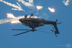 AH-64D Apache Solo Display Royal Netherlands Air Force