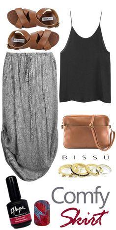 ¡Look clásico pero con mucho estilo! ¡Bissú combina tu moda! ¡You are in!