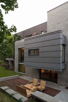 minimalist house design by Mark Rytych Architect