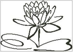 Lotus Flower is a partial coverage cross stitch chart measuring 180 stitches wide by 127 stitches high and it has been designed for you to use Copyright Free Images, Cross Stitch Charts, Crochet Accessories, Image Shows, Lotus Flower, One Color, Colours, Yoga, Crafty