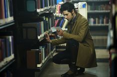 C is For Costumes | Hale Appleman as Eliot Waugh TV: The Magicians...