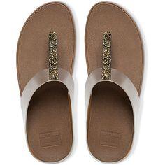 bdb47b260981 Fino toe-thong sandals bronze. FitFlop Australia
