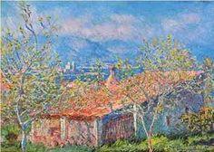 Monet Juan-les-Pins  | Monet, Antibes (2)