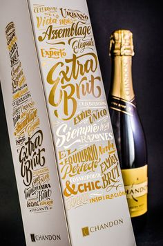 Chandon 2015 / 2016 Edition — The Dieline - Branding & Packaging Design