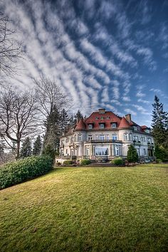 Pittock Mansion, Portland, OR... just my vacation home no big deal