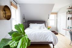House Tour: A Light & Simple Scandinavian-Inspired Home | Apartment Therapy