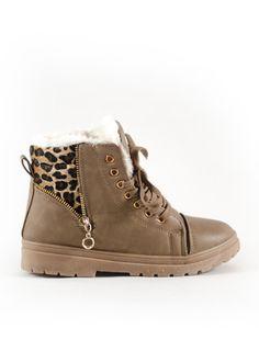 ΜΠΟΤΑΚΙ CASUAL ΧΑΚΙ Bellisima, Timberland Boots, Hiking Boots, Boutique, Casual, Shoes, Fashion, Moda, Zapatos