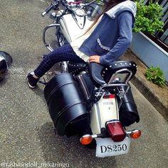 *+:•*∴ 2016.6.19 posted by #みかりんご そういや昨日は #バックレスト 装着後初の乗車でござった やっぱりあるとどっしり感が増してカッコイイね * #dragstar  #dragstar250  #ds250  #ドラッグスター  #ドラッグスター250  #ドラスタ  #アメリカン  #アメリカンバイク  #バイク  #bike  #motorcycle  #ドラ美  #バイク女子  #女性ライダー  #バイカー  #かっこいい  #cool  #instagood  #instabike  #axesfemme  #axesfemmeみかりんご  #アクシーズ  #アクシーズファム  #girl  #バイクコーデ