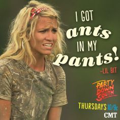 #PartyDownSouth#CountryTVBash