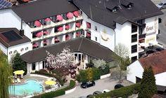 Das seit Generationen familiengeführte 4 Sterne Wellnesshotel mit Spa Bereich, liegt bei Bad Griesbach in der Niederbayerischen Toskana.
