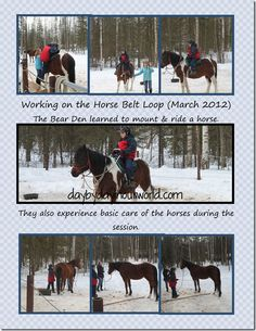 Horse Belt Loop for Cub Scouts II 5 Days of Scouting meme