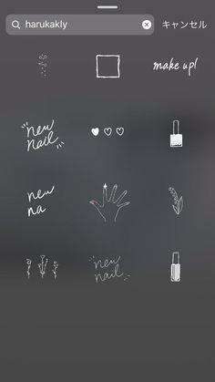 Instagram Emoji, Iphone Instagram, Instagram And Snapchat, Instagram Blog, Instagram Posts, Creative Instagram Photo Ideas, Instagram Story Ideas, Instagram Editing Apps, Gifs