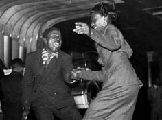 Savoy Ballroom back in the days .