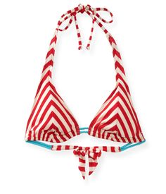 Hobie® Americana Tall Triangle Halter Top from Aéropostale....so Taylor swift style