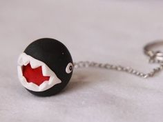 How to make a Chain Chomp Keychain - DIYGG - YouTube