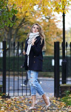 winter wear & bare ankles