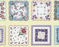 fabric by Karen L on Etsy