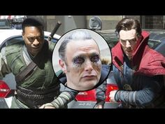 Mads Mikkelsen's Mysterious Doctor Strange Villain Revealed - YouTube
