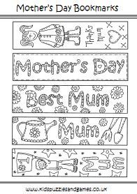 Image result for mothers day pictures to colour