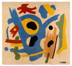 Artwork by Fernand Léger, Untitled, Made of rug
