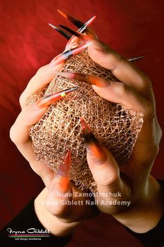 Nail Art Gallery - Irina Zamostinchuk