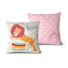 cojin-leon-2 Textiles, Throw Pillows, Bed, Cribs For Babies, Cushion Covers, Filing Cabinets, Cushions, Stream Bed, Beds