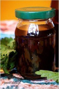 Syrop z pokrzywy – sok młodości Healthy Drinks, Healthy Tips, Fruit Recipes, Cooking Recipes, Ayurveda, Polish Recipes, Natural Medicine, Superfood, Natural Remedies
