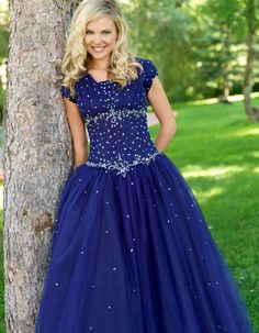 23 Best Modest prom dresses images  69be1501c087