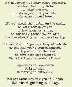 how to stop relapsing into depression