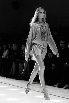 Versace Spring/Summer 2013 « The Sartorialist - fashion world and fashion show | fashion world and fashion show