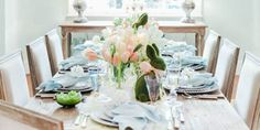 How to set Easter table - Easter decorating tips