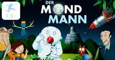 Der Mondmann – Jetzt bei Kixi – Kinderkino