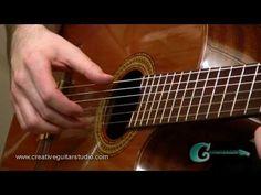 Guitar Lesson: Travis Picking