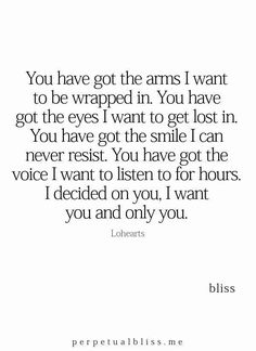 quotes for him # lighteyedgemini - Gedichte, Zitat - quotes Cute Love Quotes, Romantic Love Quotes, Great Quotes, Quotes To Live By, I Love You So Much Quotes, Love Quotes For Boyfriend, Girlfriend Quotes, Only You Quotes, Love Poems For Him