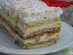 Krispie Treats, Rice Krispies, Vanilla Cake, Food And Drink, Ethnic Recipes, Cheesecake, Cook, Diet, Poland
