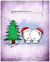 Happy New Year 2009 by BIGLI-MIGLI