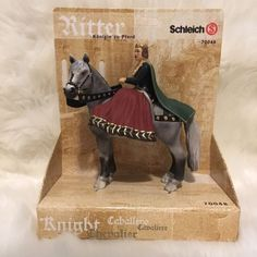 Animals and Nature 31744: Schleich Ritter Konigin Zu Pferd #70048 -> BUY IT NOW ONLY: $30 on eBay!