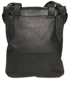 Givenchy Cross Body Calfskin Leather Bag in Black for Men - Lyst Givenchy  Man 5c4bf854e0c8c