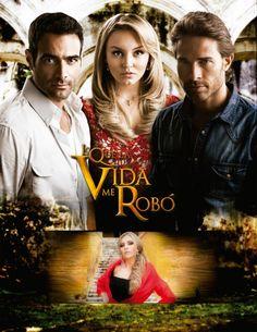 Telenovelas y Estrellas: Lo que la Vida me Robo (2013) Angelique Boyer y Sebastian Rulli