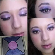 Mary Kay look with new Sapphire Noir Shadow http://www.marykay.com/lisabarber68 Call or text 386-303-2400