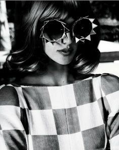 Vogue Brazil March 2013 Features Mirror Mercura Sunglasses   Beautiful Victoria's Seecret angel Alessandra Ambrosio stuns in the March issue of Vogue Brasil captured by Fabio Bartelt. Stylist Yasmine Sterea chose for alessandra coloured designes with bright contract prints from Louis Vuitton, Dolce & Gabbana, Versus, Lanvin, Moschino and more plus unusual and creative Mercura NYC sunglasses.    Hairstyle by Andrew M. Guida,  Make-Up by Karan Mitchell.