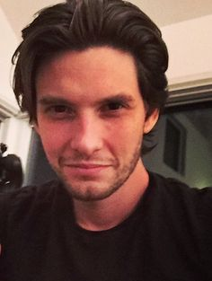 """Amber Rose Revah Bio >> Ben Barnes, all fake-tatted up for his next movie """"God Only Knows."""" 