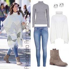 f5e0945a75dd Alessandra Ambrosio Look for Less Winter Chic