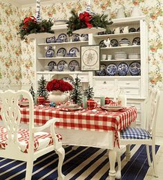 Made in heaven: Christmas country style