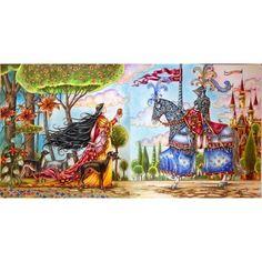 Princess and Knight from 'Zemlja snova' Colouring video - https://youtu.be/ci4ttXwDjrg  #zemljasnova #zemljasnovacoloringbook #tomislavtomic #tomislavtomić #prismacolor #summernights #summernightscoloringbook #arte_e_colorir #kolorowankadladorosłych #adultcoloring #adultcoloringbook #coloring #раскраскидлявзрослых #раскраски #раскраскиантистресс #розмальовка #розмальовкадлядорослих #coloredpencil #coloringbook #creativecolouring #beautifulcoloring #coloringmasterpiece #boracolorirtop…