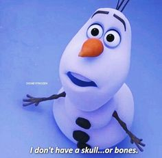 photos of frozen the movie olof | have not seen frozen then need to see it! It os literal the best movie ...